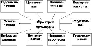 Структура и функции культуры