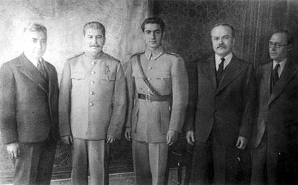 Тегеранская Конференция 1943 Кратко