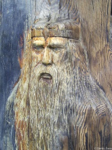 славянские боги резьба по дереву картинки