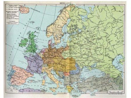 Карта Европы середины 19 века: http://www.istmira.com/drugoe-novoe-vremya/13341-karta-evropy-serediny-19-veka.html