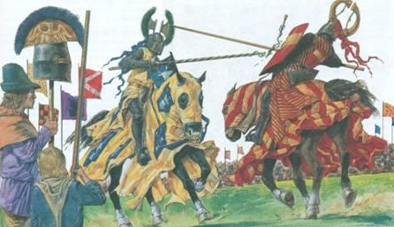 Рыцарский турнир доклад по истории 8512