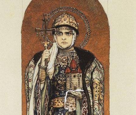 Княгиня Ольга (краткая биография) 9a6f66649c8d2