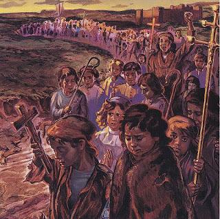 Реферат крестовые походы детей 1073