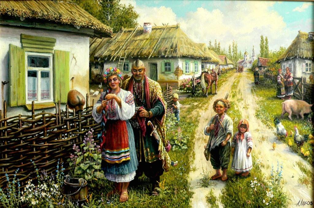 картинки украинское казачество то