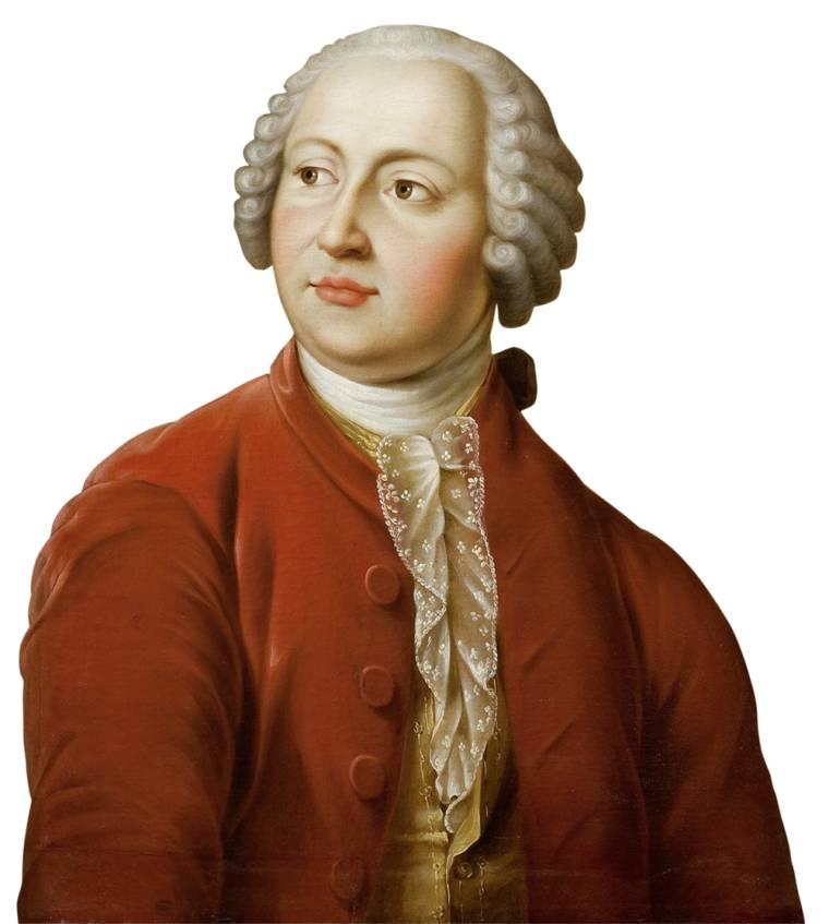 Михаил васильевич ломоносов картинка