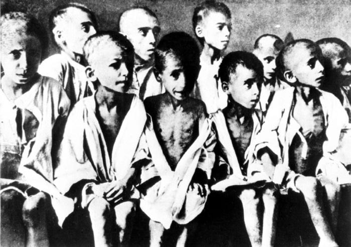 Истории детей концлагеря