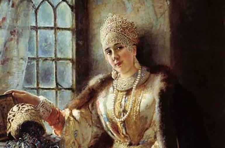 нашествие рептилоидов царица мария темрюковна фото рта отдел