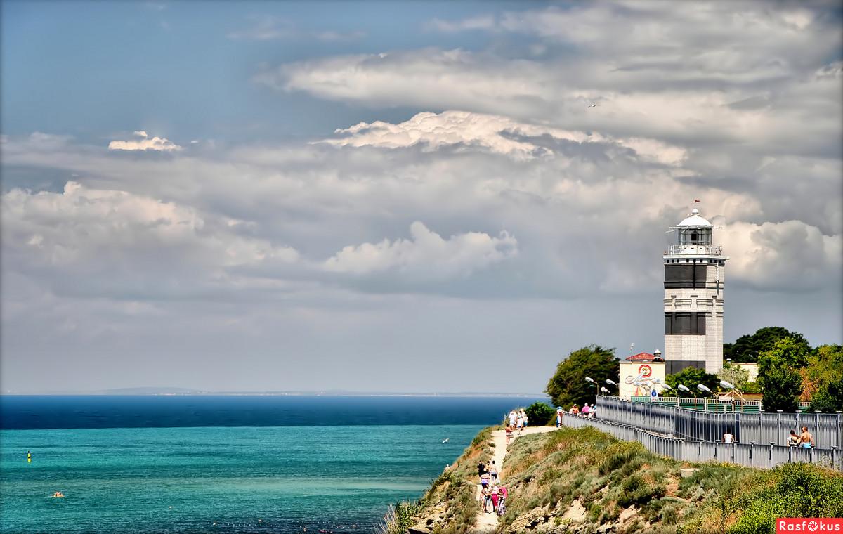 анапский маяк фото дарк